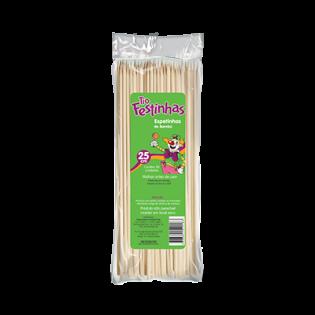 Espetinho de Bambu