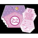 Chá de Fralda Menina